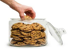 hand in cookie jar